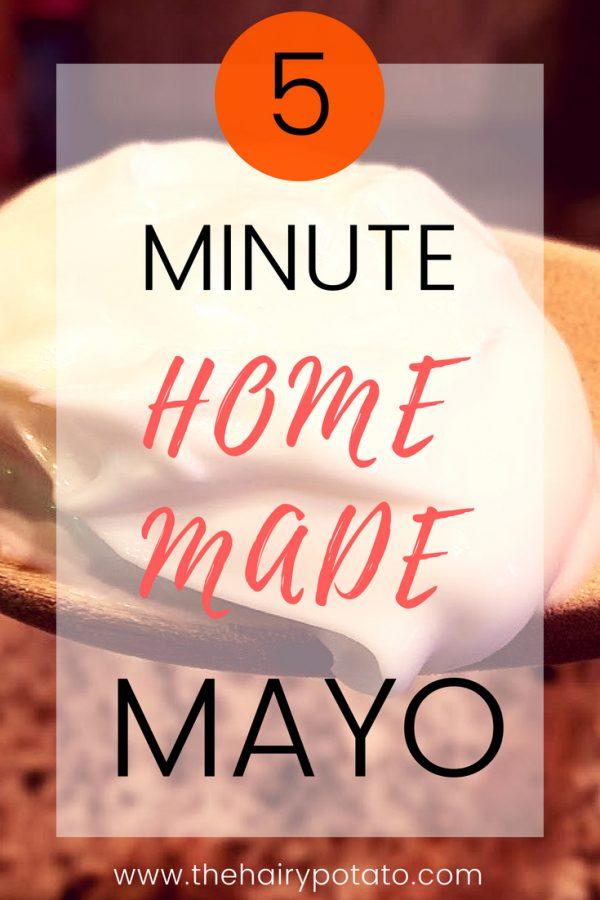 Mayonnaise Pin