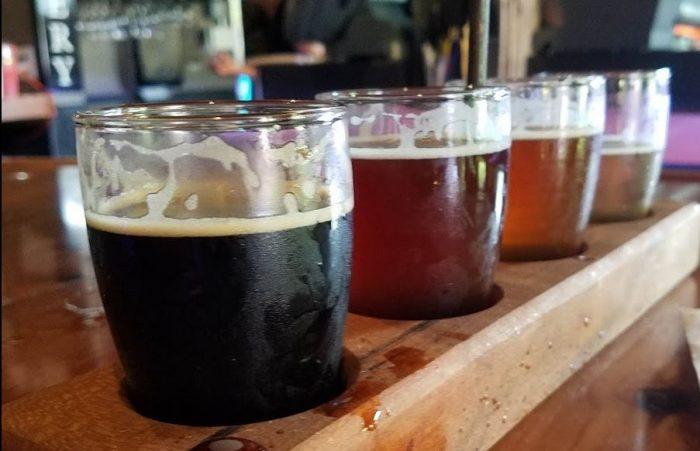 Beer Flight - Asheville, NC Breweries