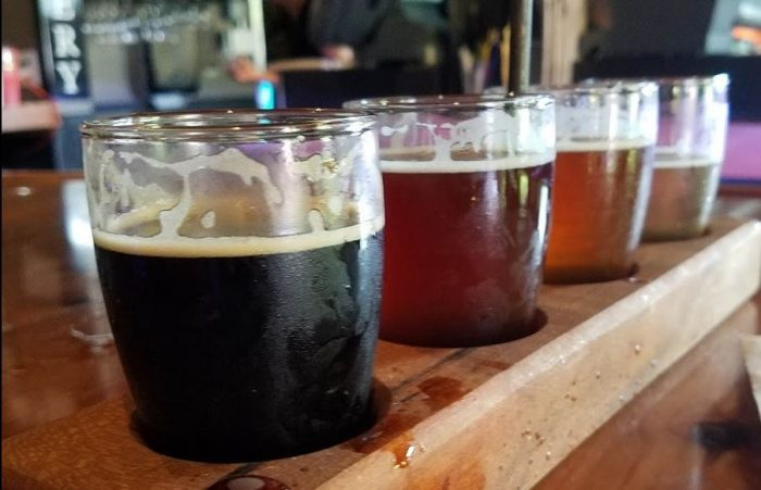 Beer Flight - Asheville, NC Breweries