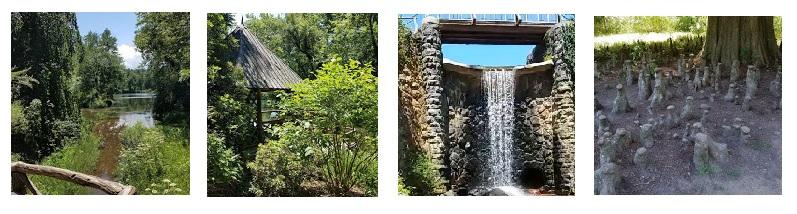 Biltmore Gardens in Asheville, NC