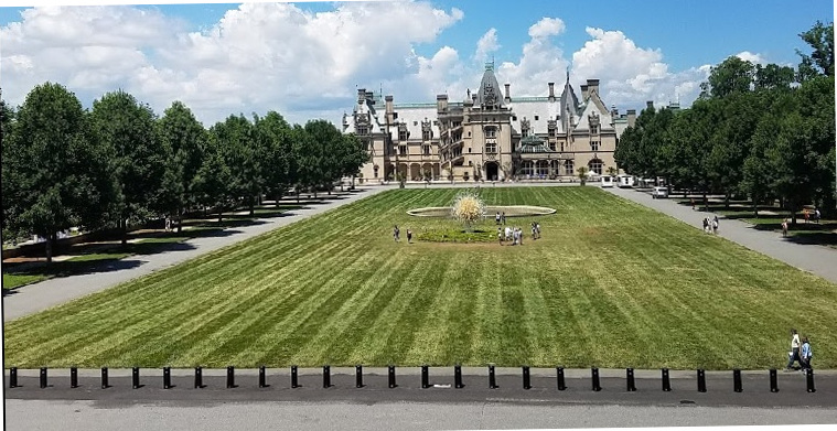 The Biltmore Estate - Asheville, NC