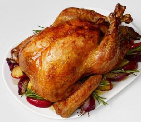 Alton Brown Turkey