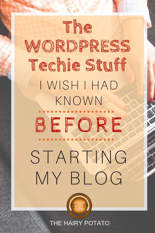 wordpress blog tips