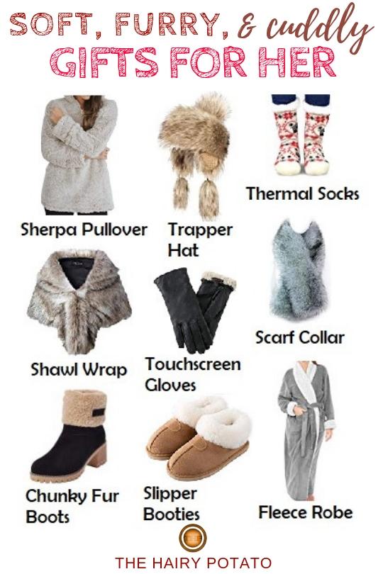 Soft Fluffy Items