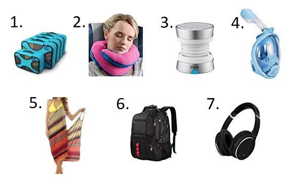 Luxury Travel Items
