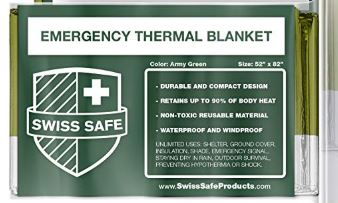 thermal survival blanket