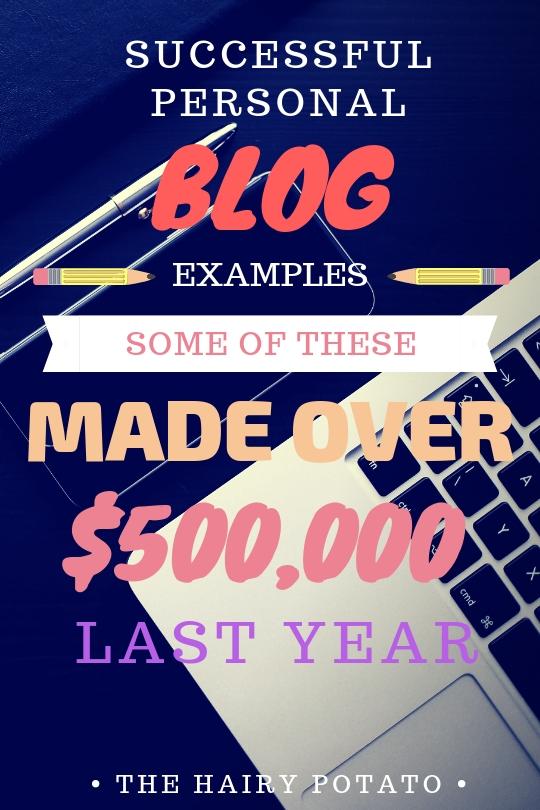 popular personal blogs