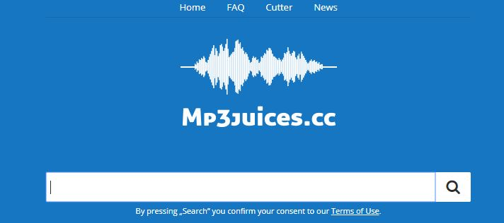 mp3juices home page