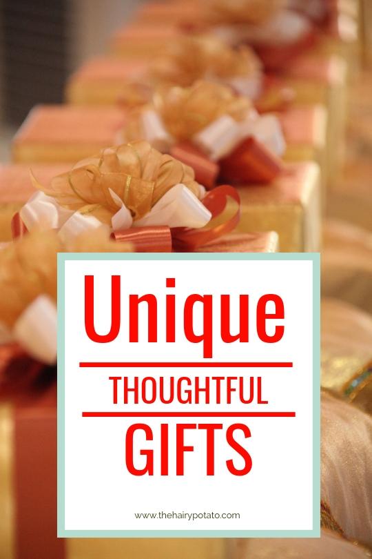 Gifts People Want PinImage | www.thehairypotato.com